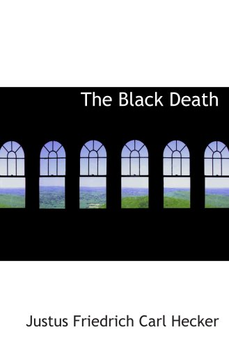 9780554054704: The Black Death: The Dancing Mania