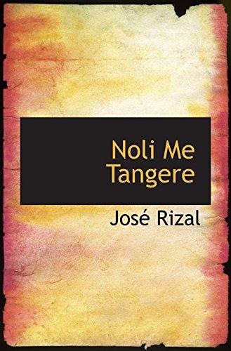 9780554056838: Noli Me Tangere