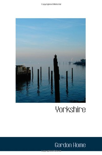9780554056951: Yorkshire: Painted and Described