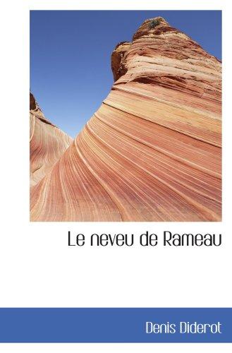 9780554061993: Le neveu de Rameau