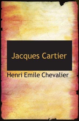 9780554063812: Jacques Cartier