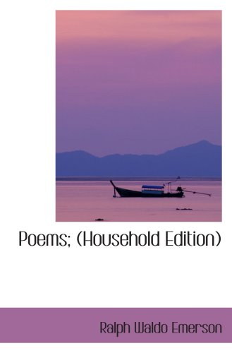 9780554064529: Poems; (Household Edition): Household Edition