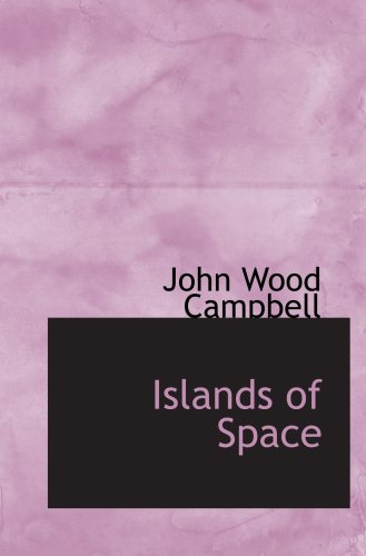 9780554077376: Islands of Space