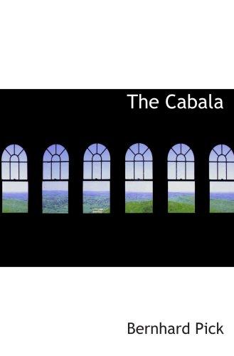 9780554085548: The Cabala