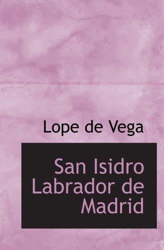 9780554091709: San Isidro Labrador de Madrid