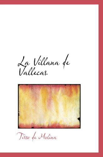 9780554095998: La Villana de Vallecas