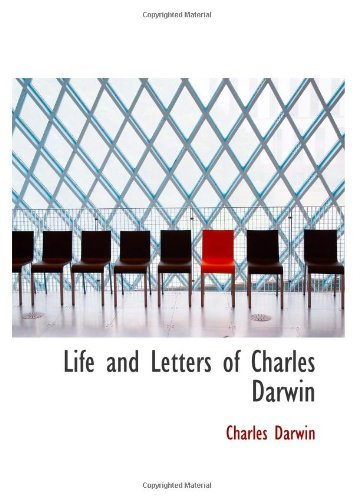 9780554108643: Life and Letters of Charles Darwin: Volume 1