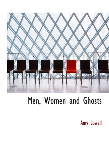 9780554110196: Men, Women and Ghosts