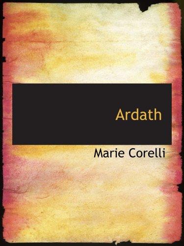9780554112725: Ardath