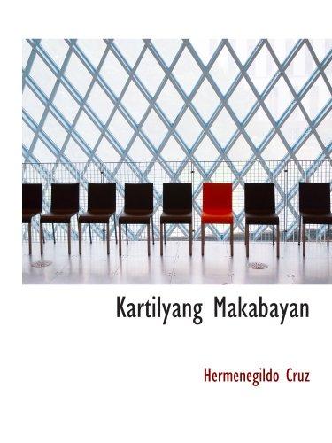 Kartilyang Makabayan: Mga Tanong at Sagot Ukol: Hermenegildo Cruz