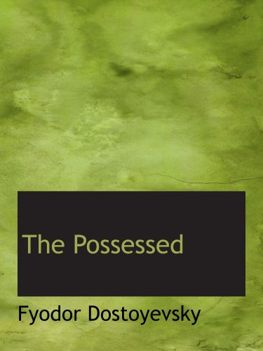 9780554119380: The Possessed: The Devils