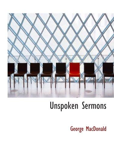 9780554123240: Unspoken Sermons: Series I II III