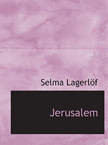 9780554148755: Jerusalem