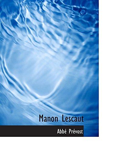 9780554151953: Manon Lescaut