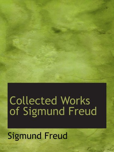 9780554173818: Collected Works of Sigmund Freud