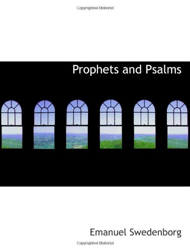 9780554198224: Prophets and Psalms