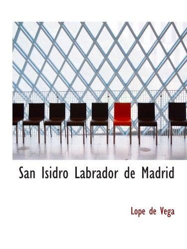 9780554198743: San Isidro Labrador de Madrid