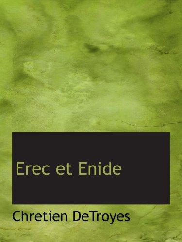 9780554201160: Erec et Enide