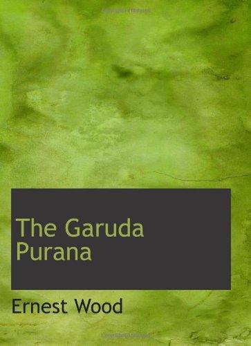 9780554211640: The Garuda Purana