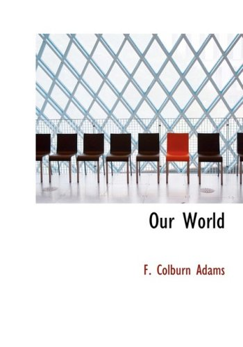 9780554220901: Our World (Large Print Edition)