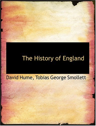 9780554224800: The History of England (Large Print Edition)