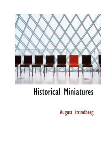 9780554226033: Historical Miniatures (Large Print Edition)
