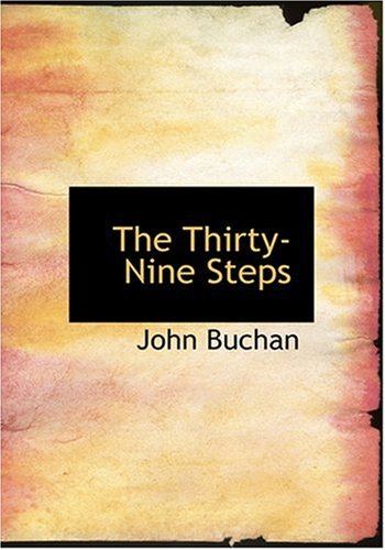 9780554229935: The Thirty-Nine Steps (Large Print Edition)