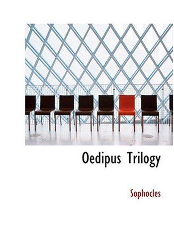 9780554234731: Oedipus Trilogy (Large Print Edition)