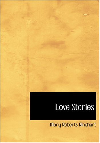 9780554253114: Love Stories (Large Print Edition)