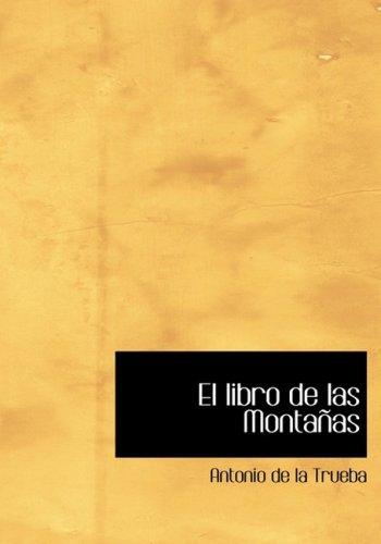 9780554253596: El libro de las Montanas (Large Print Edition) (Spanish Edition)