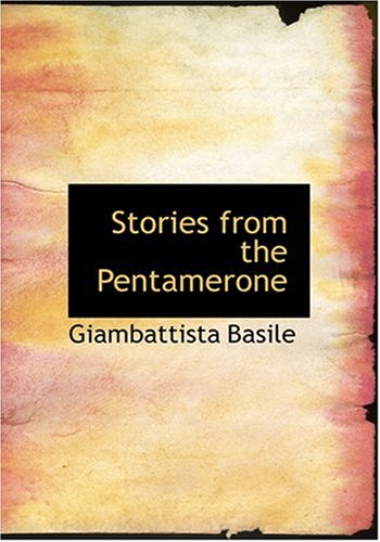 9780554267845: Stories from the Pentamerone (Large Print Edition)