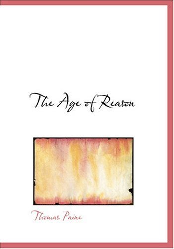 9780554276212: The Age of Reason (Large Print Edition)