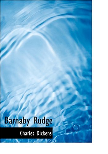 9780554282312: Barnaby Rudge (Large Print Edition)