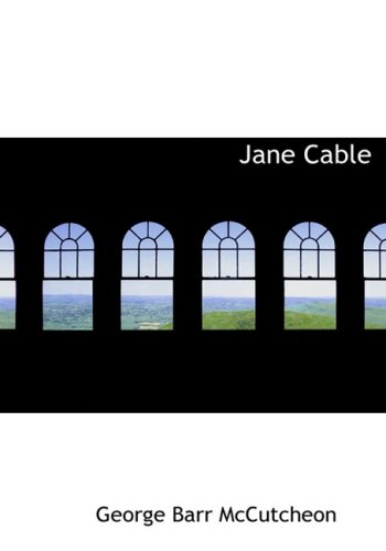 9780554288802: Jane Cable (Large Print Edition)
