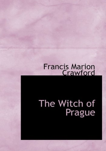9780554289298: The Witch of Prague (Large Print Edition)