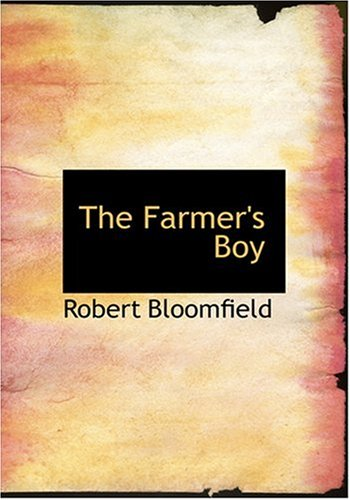 9780554302096: The Farmer's Boy (Large Print Edition)