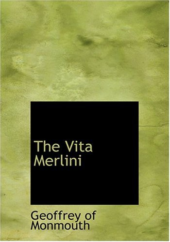 9780554305271: The Vita Merlini (Large Print Edition)