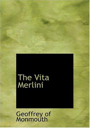 9780554305271: The Vita Merlini