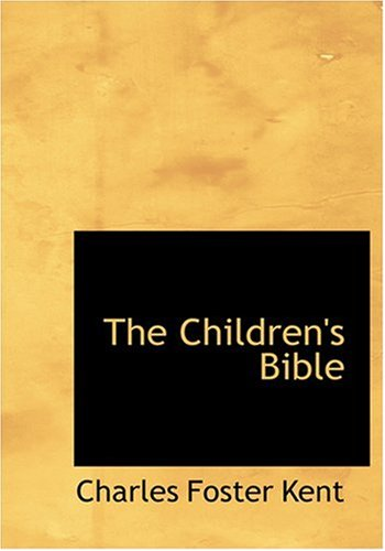 9780554306582: The Children's Bible (Large Print Edition)