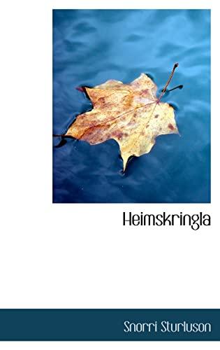 9780554307756: Heimskringla