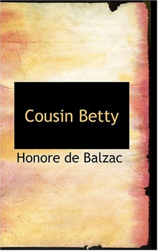 9780554308869: Cousin Betty