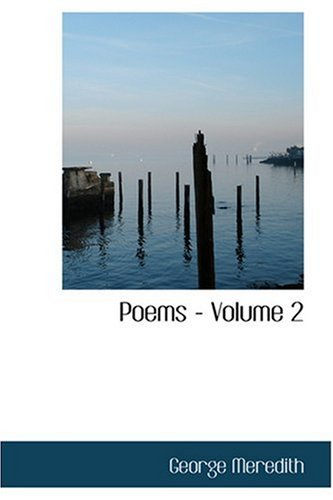 9780554309309: Poems - Volume 2
