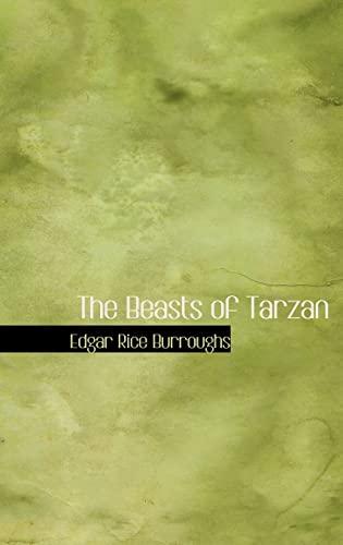 9780554311838: The Beasts of Tarzan