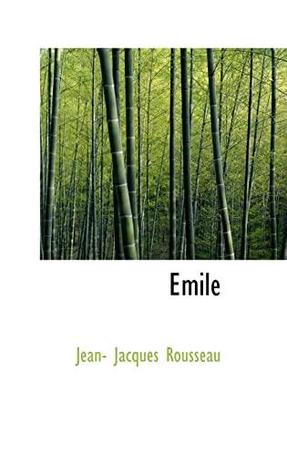 9780554314525: Emile