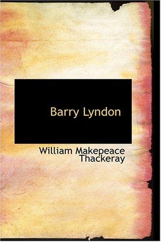 9780554314853: Barry Lyndon