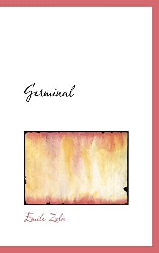 9780554315928: Germinal