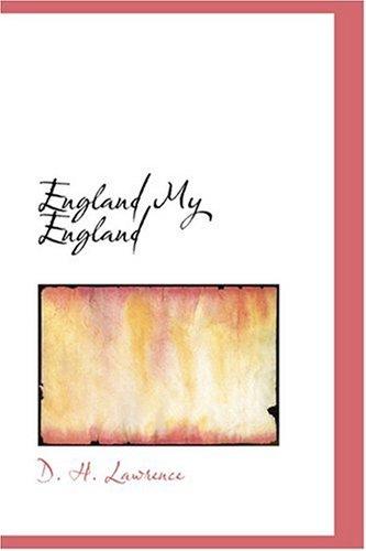 9780554322100: England  My England