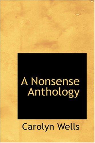 9780554323039: A Nonsense Anthology