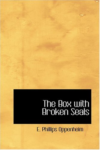9780554324463: The Box with Broken Seals