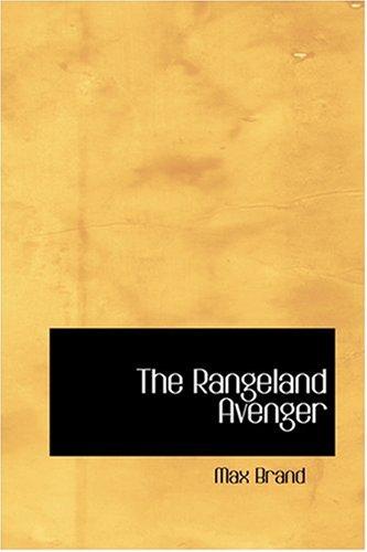 9780554326634: The Rangeland Avenger